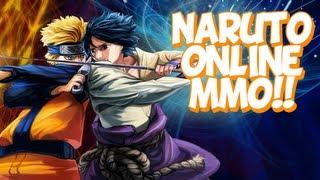 Naruto Online MMO 2013 GAMEPLAY By Namco Bandai