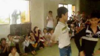 Các bạn trường khuyết tật biểu diễn - Phan Ngoc Hien Onine Tu Thien