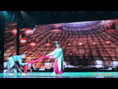 [Bán kết- Bước nhảy hoàn vũ 2014]Phần trình diễn của Diễm My- Kosta