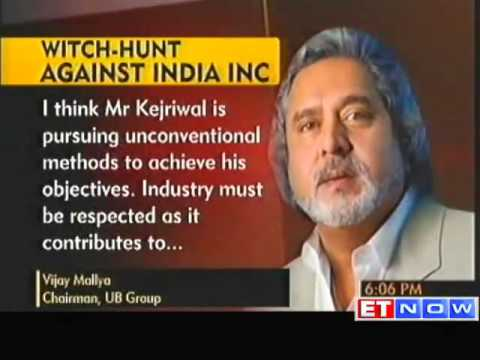 Won't support witch-hunt against India Inc: Vijay Mallya