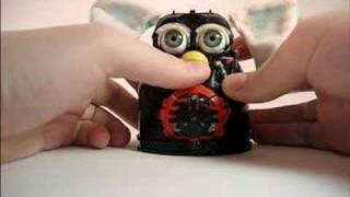 Circuit Bent Baby Furby