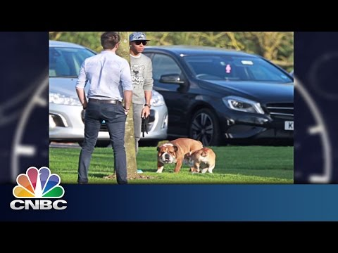 Lewis Hamilton's Bulldogs | One Second in F1 | CNBC International