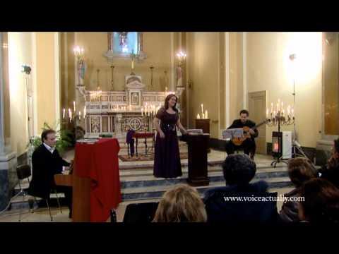 Carla Regina Voice Actually : Delizie contente ( F. Cavalli)