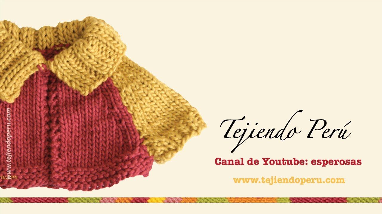 Tejer Sueter Para Perro Agujas - Ladies Sweater Patterns