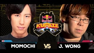 Red Bull Kumite 2016 : Momochi vs. Justin Wong - Losers Round 3