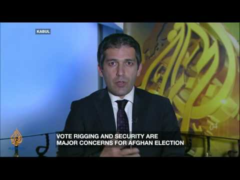 Inside Story - Afghan elections: Stirring violence and hope
