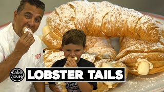 The Cake Boss Reveals His Lobster Tail Recipe | Cool Cakes 11