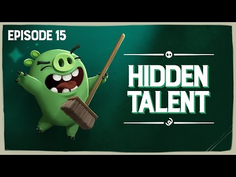 Piggy Tales - Skrytý talent