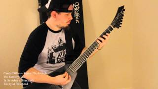 THE KENNEDY VEIL - In The Ashes Of Humanity (Guitar Play-Through)