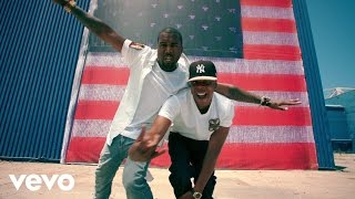 Kanye West & JAY Z ft. Otis Redding - Otis
