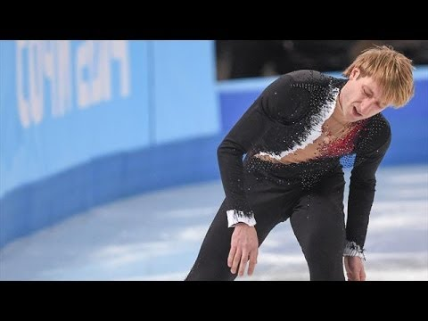 Shocking video workout with Evgeni Plushenko in Sochi 2014