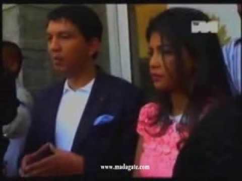Andry sy Mialy Rajoelina, Ambatobe 25.10.2013