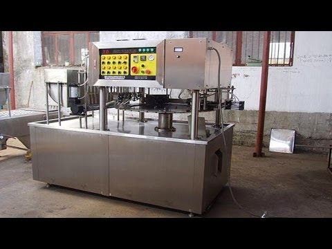 stand up pouch spout bags filling sealing machine filler capper automatic with manual bag loading sy