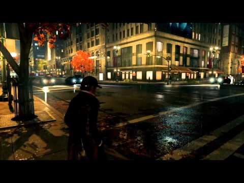 Watch Dogs Nvidia technologies