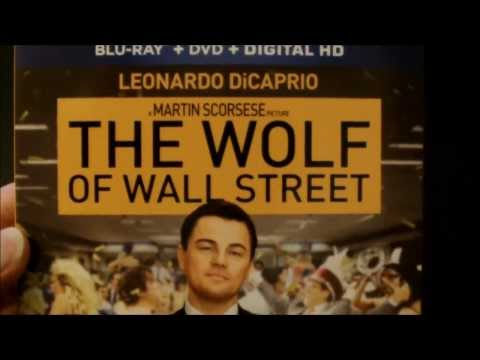 The Wolf of Wall Street (2013) | Blu-ray | Box Art & Specs