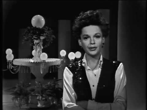 Memories of You Sung by Judy Garland