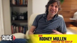 Tony Hawk Asks Rodney Mullen How He Invented Kickflips