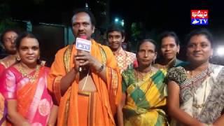 వజ్ర వినాయకుని సన్నిధిలో ఘనంగా కుంకుమ పూజలు (వీడియో)