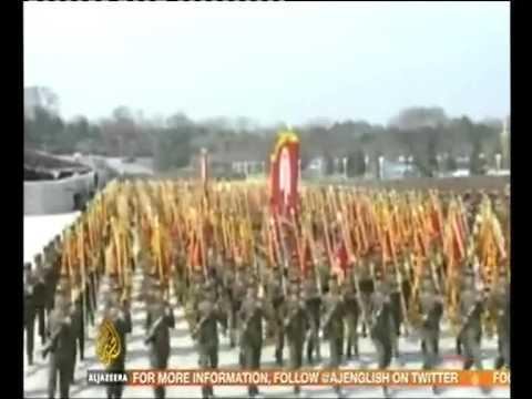 North Korea observes Kim Jong-il's death anniversary