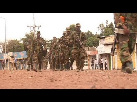 UN sends ultimatum to M23 rebels in DRC to leave Goma or face force