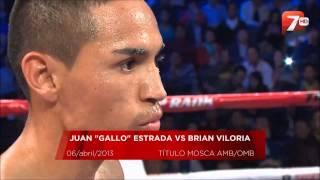"""Juan Francisco """"El Gallo"""" Estrada Sueños De Un Campeon"""