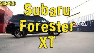 S03E20 Subaru Forester XT . Mighty Car Mods на русском