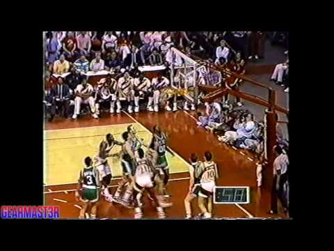 Dominique Wilkins - 40 points vs Celtics Full Highlights (1988 ECSF GM4) (1988.05.16)