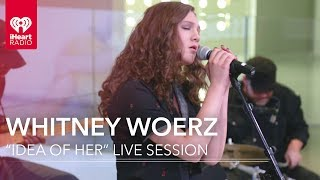 "Whitney Woerz ""Idea of Her"" Live Acoustic 