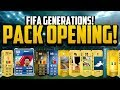 FIFA Generations | PACK OPENING! INSANE INFORMS!