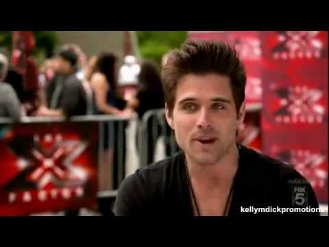 Brennin Hunt - The X Factor U.S. - Audition - Ep.4