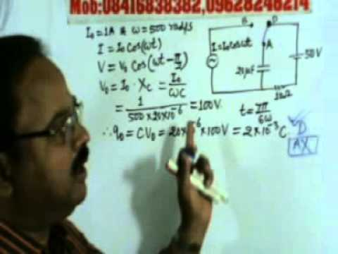 IIT(Adv)-2014 Video Solution, Q.12  Paper-1   PHYSICS