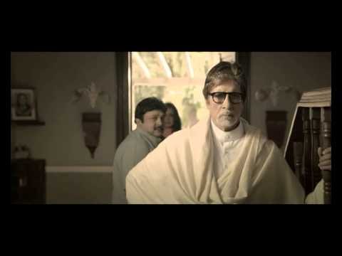 Kalyan Jewellers Amitabh Bachchan with Prabhu commercial ad 2014