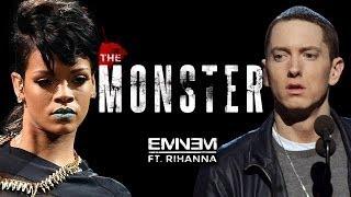 """Eminem & Rihanna Release New Song """"The Monster"""" For"""