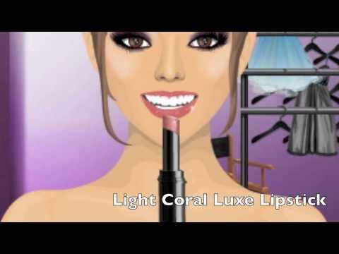 Stardoll Make-Up Tutorial- Selena Gomez and Demi Lovato Inspired Looks (#119)