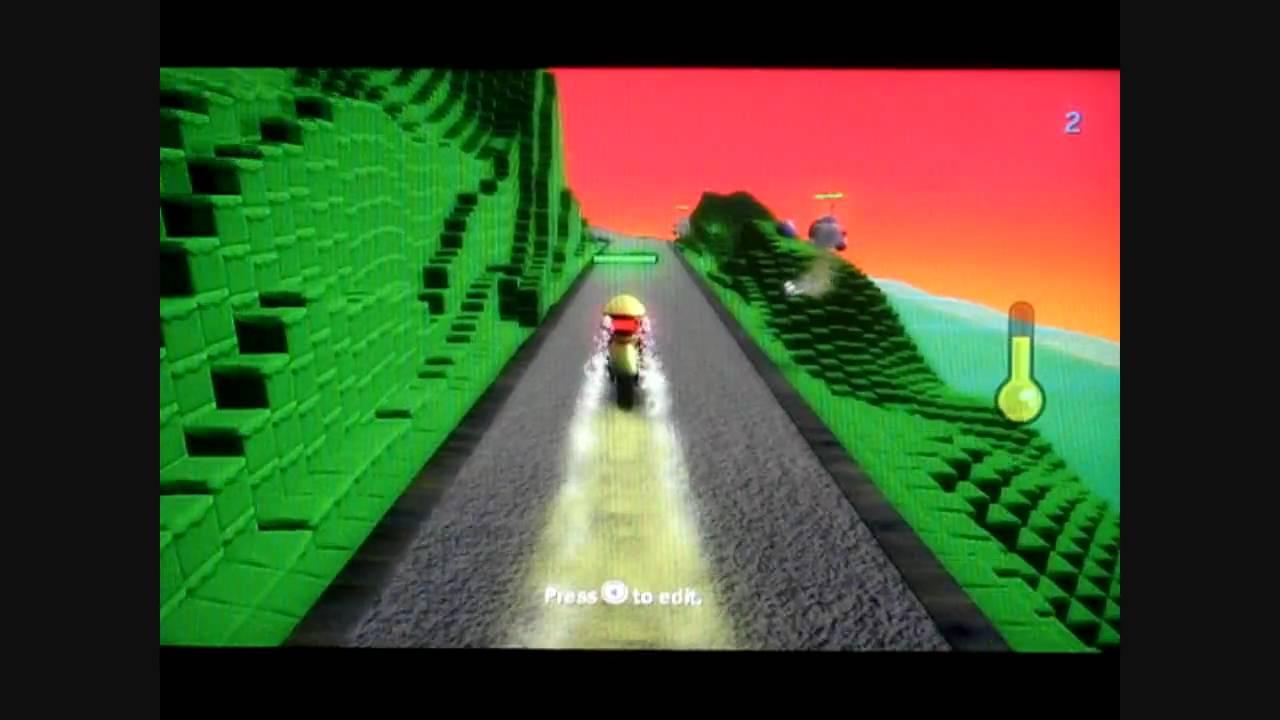 kodu game lab  cliffside racer v1 hd