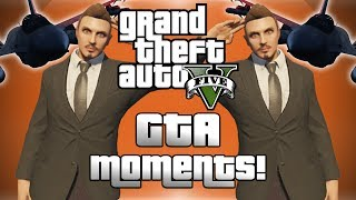GTA 5 Online Mission Funny Moments! - ONE Life, Epic Jumps, Jet Skills and More!