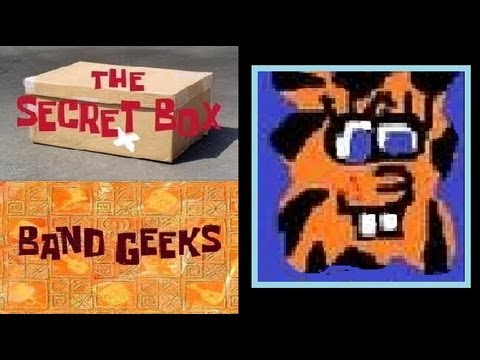 The secret box band geeks online