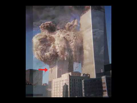 911 Evidence of Controlled DemolitionBombs Devil Face in Smoke
