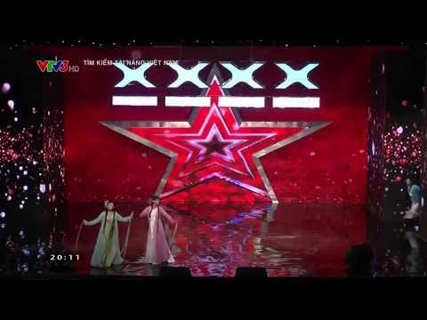 Vietnam's Got Talent 2014: Tập 7 - Thanh xà bạch xà (09/11/2014)