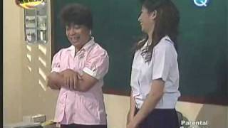 XLR8 in I Laugh Sabado (School of Uso) Part 1 - 100626