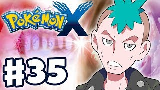 Pokemon X And Y Gameplay Walkthrough Part 35 Lost