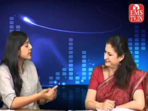 Bhopal - EMSTV's exclusive interview with actress Kunika Sudanand 15/11/13 emstv emstv.in