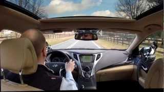 Driving Review - 2013 Hyundai Azera Tech - In Depth Test Drive videos