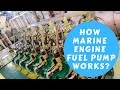 How Marine Fuel Pump Works?