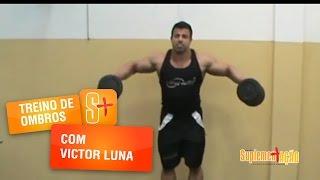 Treino de Ombros com Victor Luna