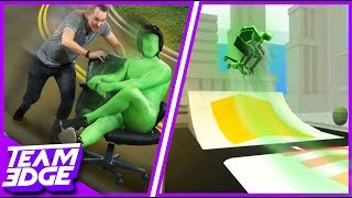 Turbo Dismount In Real Life Challenge!