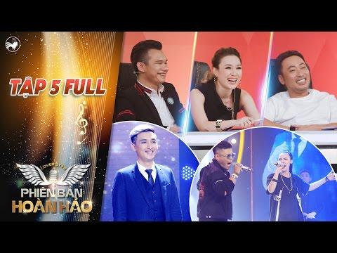 Phiên bản hoàn hảo | tập 5 full hd: Mỹ Tâm, Khắc Việt cực thích thú với ban nhạc rock hát cải lương