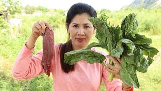 Awesome Cooking Beef With Brassica  Recipe -  Cook Beef Recipes -  Village Food Factory