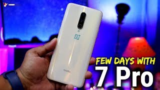 Oneplus 7 Pro Review After Spending Few Days With It | HINDI | Data Dock
