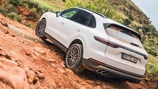 Porsche Cayenne (2018) Endurance Test. YouCar Car Reviews.